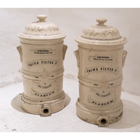 Stoneware water filters