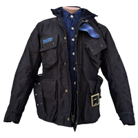 Mulholland Jacket, Black