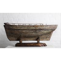 EARLY C19th MODEL SHIP