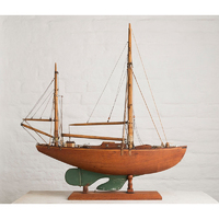 SMALL WOODENBOAT/SOLD